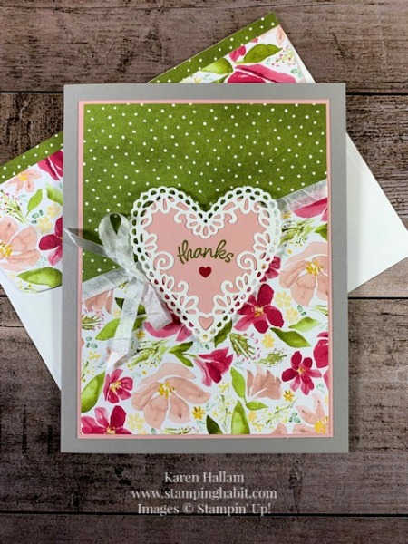 Stampin' Pretty Pals Sunday Picks 01.19 - Karen Hallam