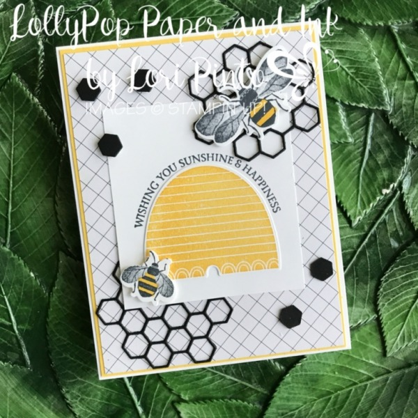 Stampin' Pretty Pals Sunday Picks 01.19 - Lori Pinto