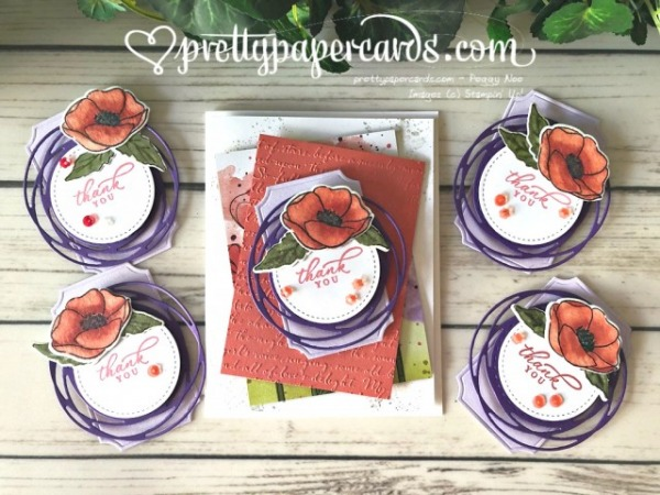 Stampin' Pretty Pals Sunday Picks 01.19 - Peggy Noe