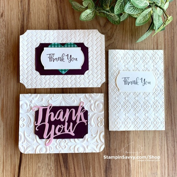 Stampin' Pretty Pals Sunday Picks 01.19 - Tammy Beard