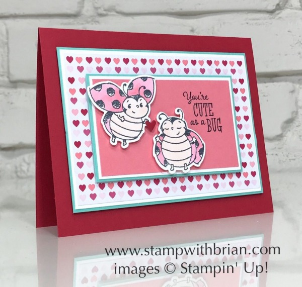 Stampin' Pretty Pals Sunday Picks 01.26 - Brian King