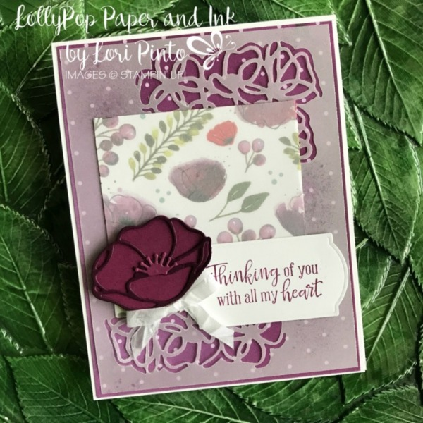 Stampin' Pretty Pals Sunday Picks 01.26 - Lori Pinto