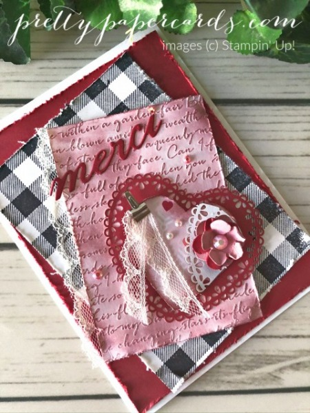 Stampin' Pretty Pals Sunday Picks 02.02- Peggy Noe