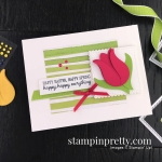 Timeless Tulips Bundle by Stampin