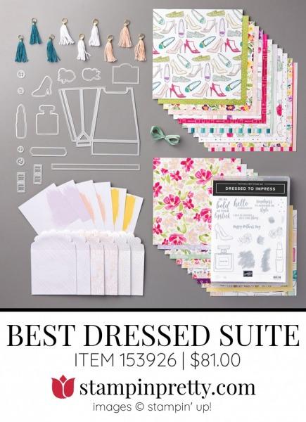 153926 Best Dressed Suite Bundle