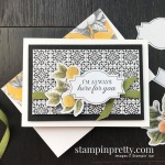Botanical Prints Product Medley from Stampin
