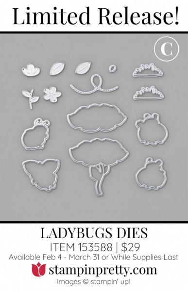 C. Ladybug Dies 153588 $29(1)