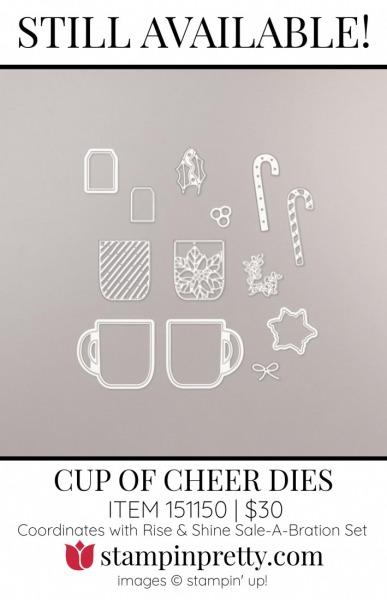 Cup of Cheer Dies 151150