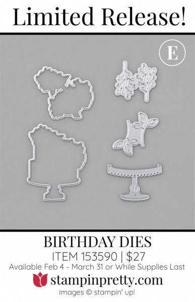 E. Birthday Dies 153590 $27(1)
