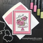 Happy Birthday To You & Birthday Dies by Stampin