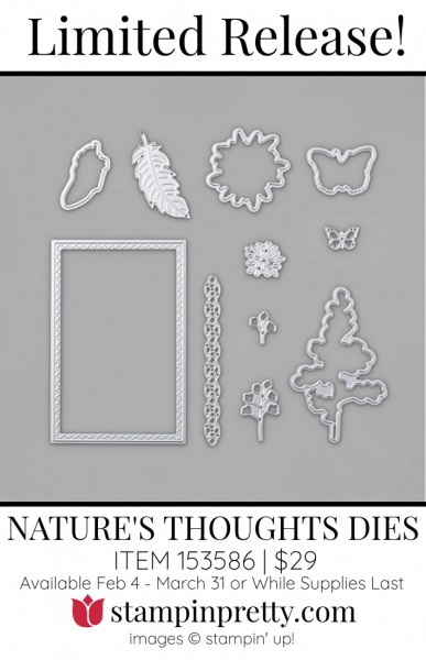 Nature's Thoughts Dies 153586 $29