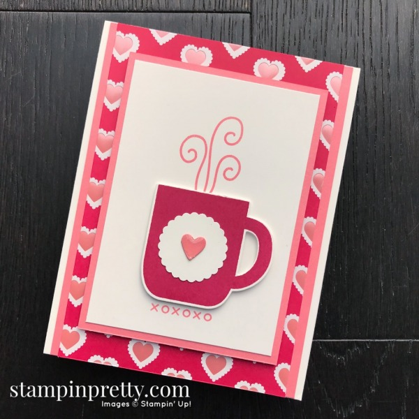 Sneak Peek Rise & Shine Sale-A-Bration Stamp Set by Stampin' Up! Card by Mary Fish, Stampin' Pretty!