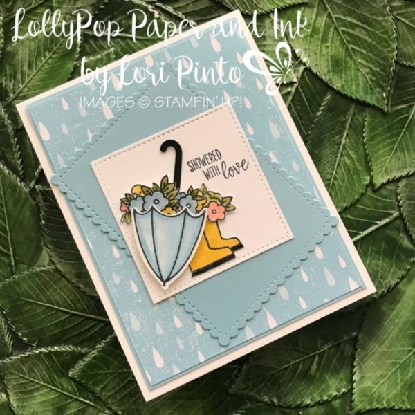 Stampin' Pretty Pals Sunday Picks 02.23 - Lori Pinto