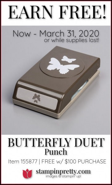 Butterfly Duet Punch Free 3rd Release SAB