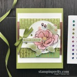 Flowering Foils Designer Series Paper by Stampin