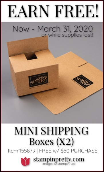 Mini Shipping Boxes 155879 Free 3rd Release SAB