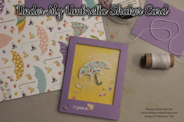 Stampin' Pretty Pals Sunday Picks 03.08 - Jen Roque