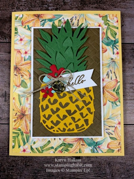 Stampin' Pretty Pals Sunday Picks 03.08 - Karen Hallam