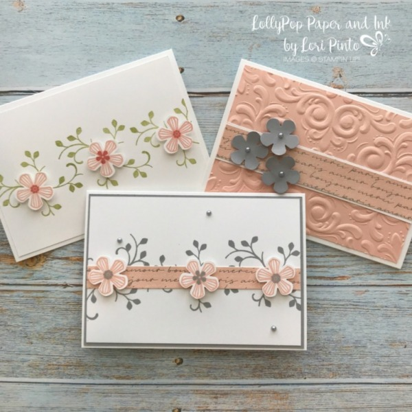 Stampin' Pretty Pals Sunday Picks 03.08 - Lori Pinto