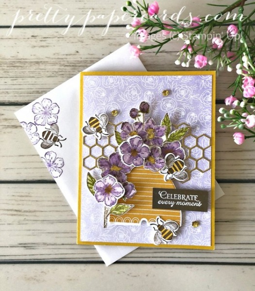 Stampin' Pretty Pals Sunday Picks 03.08 - Peggy Noe