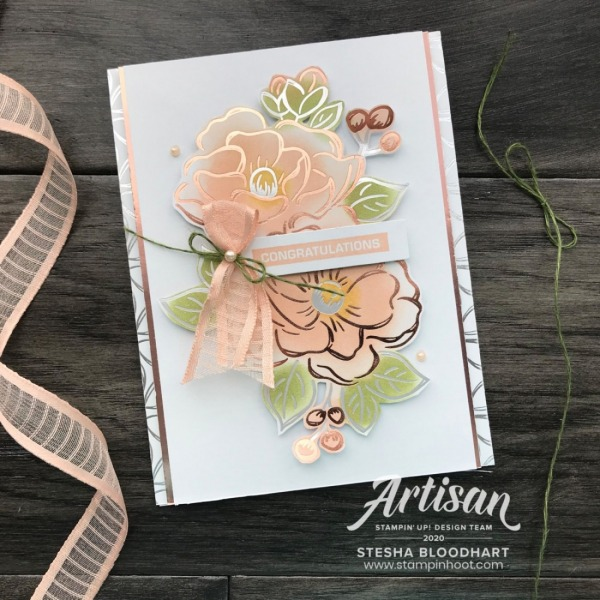 Stampin' Pretty Pals Sunday Picks 03.08 - Stesha Bloodhart