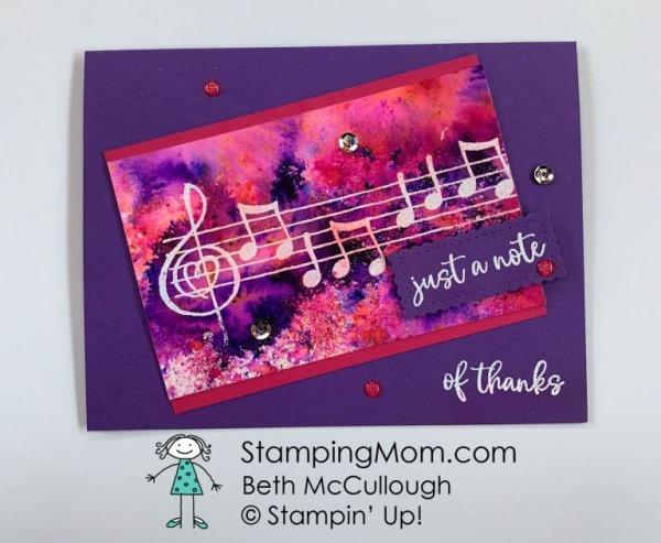 Stampin' Pretty Pals Sunday Picks 03.15 - Beth McCullough