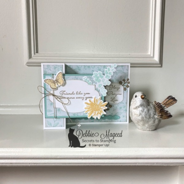 Stampin' Pretty Pals Sunday Picks 03.15 - Debbie Mageed