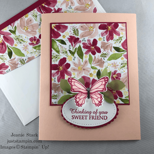 Stampin' Pretty Pals Sunday Picks 03.15 - Jeanie Stark