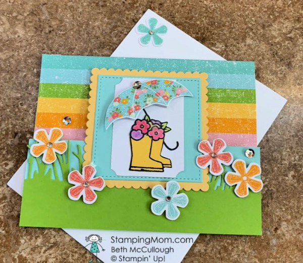 Stampin' Pretty Pals Sunday Picks 03.29 - Beth McCullough