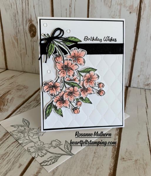 Stampin' Pretty Pals Sunday Picks 03.29 - Rosanne Mulhern
