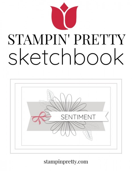 Stampin' Pretty Sketchbook 3