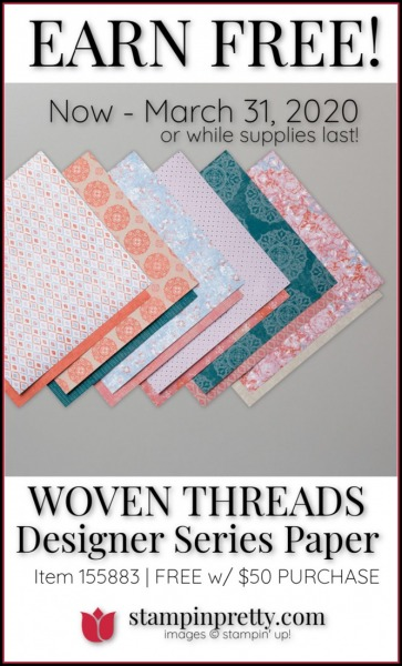 Woven Threads 155883 Free 3rd Release SAB