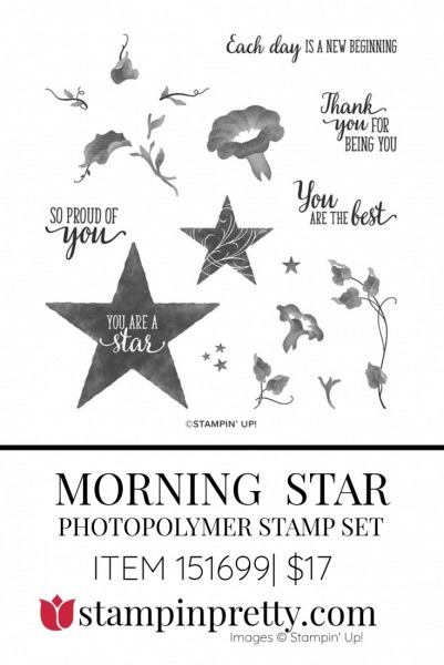 Morning Star Stamp Set 151699 by Stampin' Up!