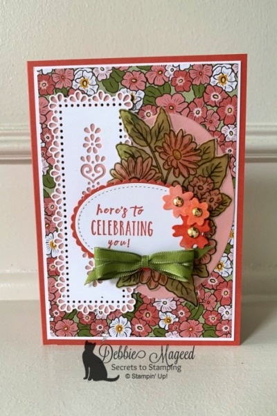 Stampin' Pretty Pals Sunday Picks 04.19 - Debbie Mageed