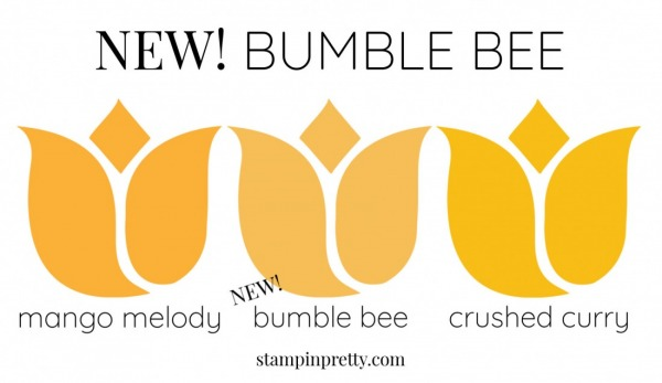 New In Color Comparison - Bumble Bee