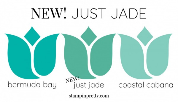 New In Color Comparison - Just Jade