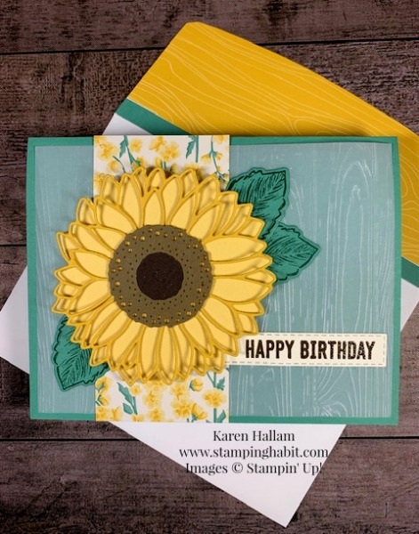 Stampin' Pretty Pals Sunday Picks 05.31- Karen Hallam