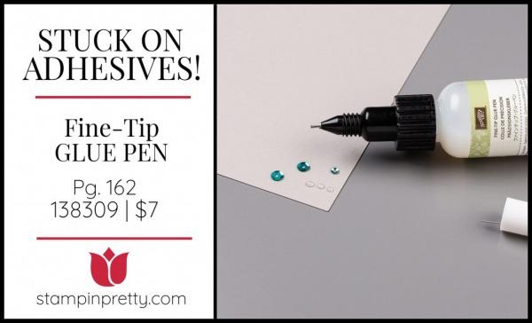 Stampin' Up! Fine-Tip Glue Pen 138309 $7