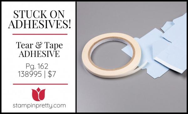 Stampin' Up! 138995 Tear & Tape Adhesive