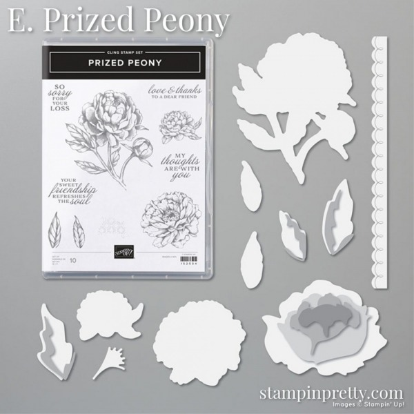 Battle of the Bundles Poll - Prized Peony