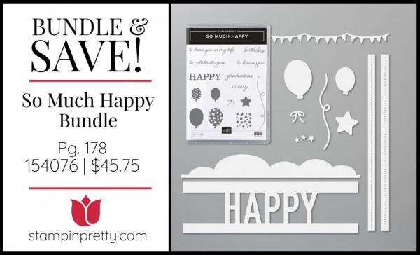 Bundle & Save So Much Happy Bundle 154076