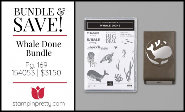 Bundle & Save Whale Done Bundle- 154053