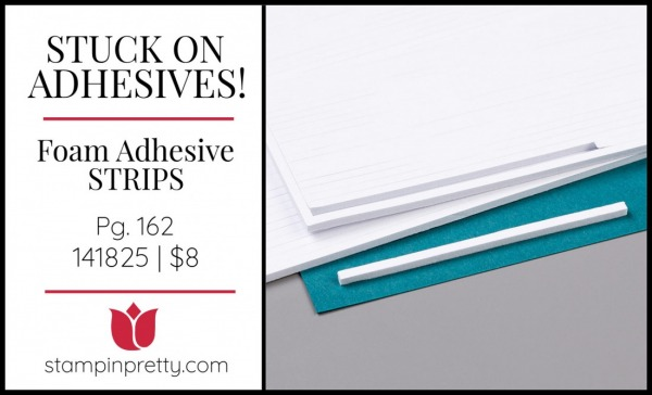 Foam Adhesive Strips 141825 from Stampin' Up!