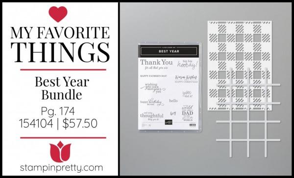 My Favorite Things - Best Year