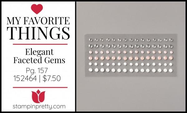 My Favorite Things - Elegant Faceted Gems