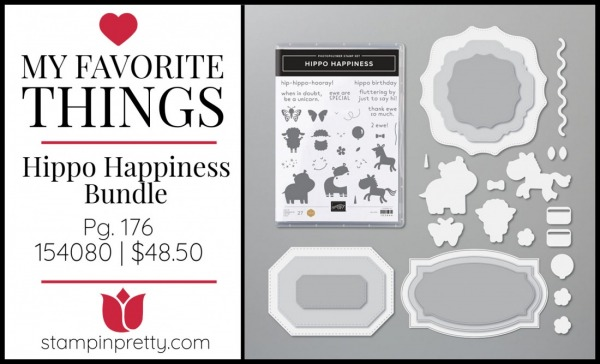 My Favorite Things - Hippo Happiness