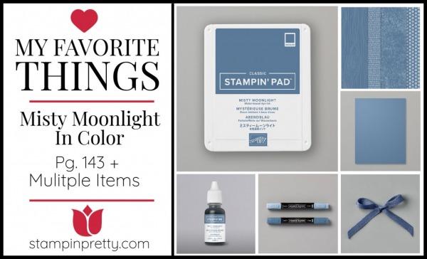 My Favorite Things - Misty Moonlight