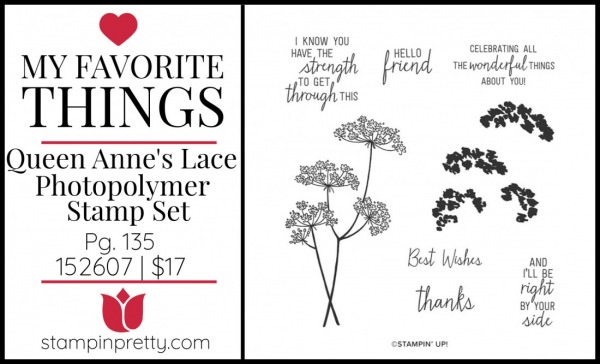My Favorite Things - Queen Anne's Lace (1)