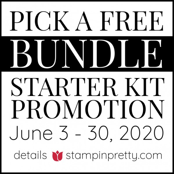 Pick a FREE Bundle Starter Kit Promo