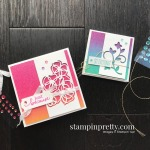 Rainbow Glimmer Paper from Stampin